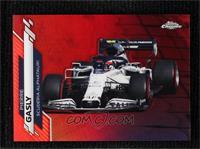 F1 Cars - Pierre Gasly #/5