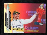 Grand Prix Winners - Lewis Hamilton