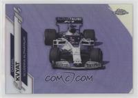 F1 Cars - Daniil Kvyat