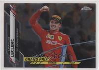 Grand Prix Winners - Charles Leclerc
