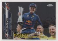 Grand Prix Winners - Max Verstappen