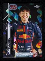 F2 Racers - Yuki Tsunoda #/70