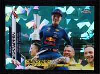 Grand Prix Winners - Max Verstappen #/99