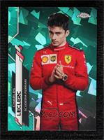 F1 Racers - Charles Leclerc [Noted] #/99