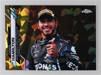 F1 Racers - Lewis Hamilton #/50