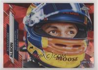 F1 Racers - Alexander Albon #/5