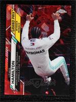 Grand Prix Winners - Lewis Hamilton #/5