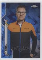 F1 Crew - Andreas Seidl