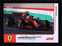 Ferrari's 1000th Grand Prix #/1,047