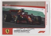 Ferrari's 1000th Grand Prix