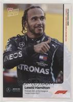 Lewis Hamilton [Noted] #/1,915