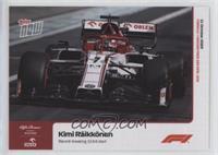 Kimi Raikkonen #/1,235