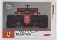 Sebastian Vettel #/1,650