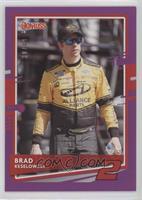 Brad Keselowski #/49