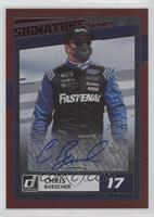 Chris Buescher #/49