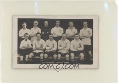 1922-23 Pluck Famous Football Teams - [Base] #3 - Tottenham Hotspur FC [GoodtoVG‑EX] - Courtesy of COMC.com
