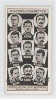 Aston Villa, 1887 [Good to VG‑EX]
