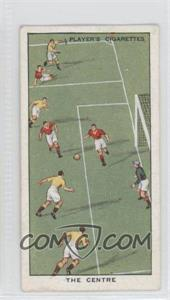 1934 Player's Hints on Association Football - Tobacco [Base] #26 - The Centre