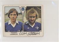 Tommy Langley, Clive Walker [GoodtoVG‑EX]