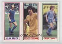 Alan Brazil, Steve Perryman, Gerry Daly