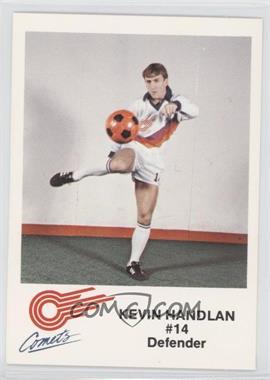 1983-84 Triple Play Sports Kansas City Comets - Team Set [Base] #14 - Kevin Handlan