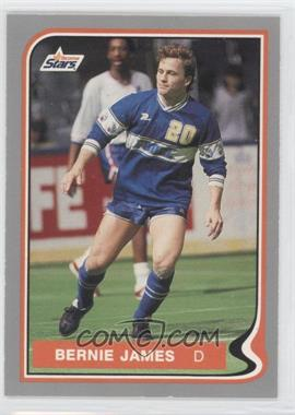 1987-88 Pacific MISL - [Base] #15 - Bernie James