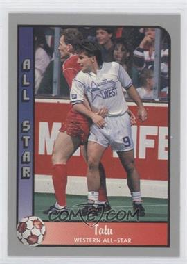 1990-91 Pacific MSL - [Base] #194 - Tatu