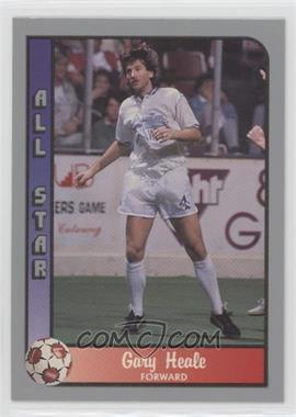 1990-91 Pacific MSL - [Base] #200 - Gary Heale
