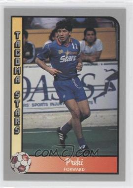 1990-91 Pacific MSL - [Base] #67 - Preki