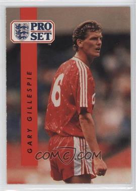 1990-91 Pro Set - [Base] #108 - Gary Gillespie