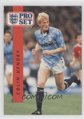 1990-91 Pro Set - [Base] #130 - Colin Hendry