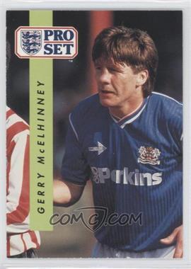 1990-91 Pro Set - [Base] #320 - Gerry McElhinney