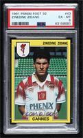 Zinedine Zidane [PSA6EX‑MT]