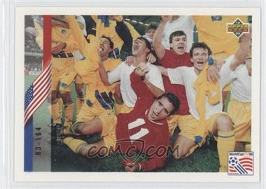 1994 Upper Deck World Cup English/Spanish - [Base] #278 - Check List 83-164