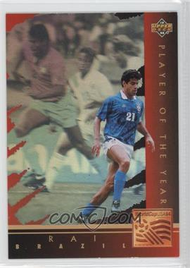 1994 Upper Deck World Cup English/Spanish - Player of the Year #WC1 - Rai