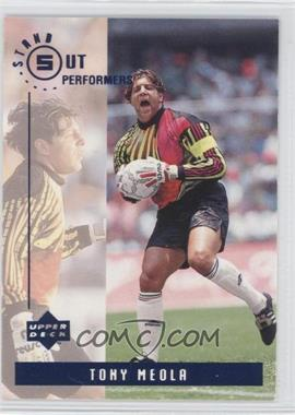 1994 Upper Deck World Cup English/Spanish - Standout Performers #S1 - Tony Meola