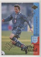Three Lions - David Beckham #/5,000