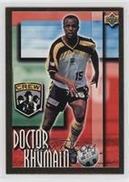 Doctor Khumalo