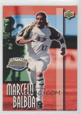 1997 Upper Deck MLS - [Base] #1 - Marcelo Balboa