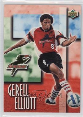 1997 Upper Deck MLS - [Base] #12 - Gerell Elliott