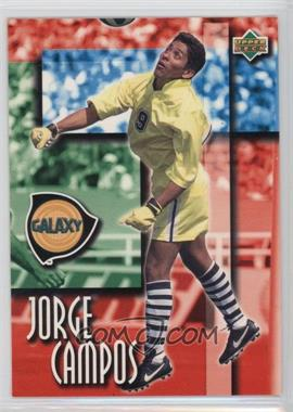 1997 Upper Deck MLS - [Base] #22 - Jorge Campos