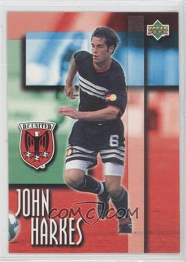 1997 Upper Deck MLS - [Base] #49 - John Harkes