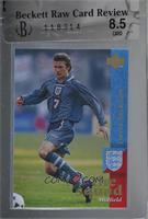 David Beckham [BRCR8.5]