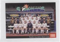 Seattle Sounders Team