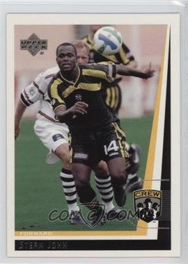 1999 Upper Deck MLS - [Base] #55 - Stern John - Courtesy of COMC.com
