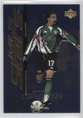 1999 Upper Deck MLS - MLS Stars #M17 - Marcelo Balboa