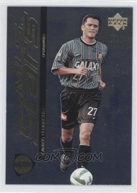 1999 Upper Deck MLS - MLS Stars #M2 - Carlos Hermosillo