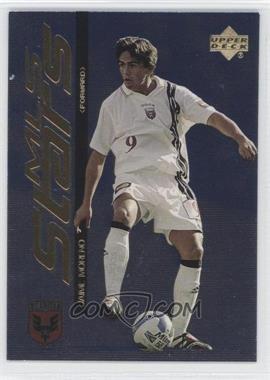 1999 Upper Deck MLS - MLS Stars #M23 - Jamie Moreno