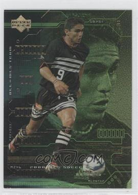 2000 Upper Deck MLS - All-MLS #M2 - Jaime Moreno