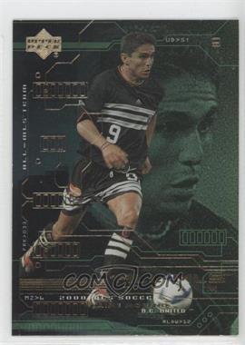 2000 Upper Deck MLS - All-MLS #M2 - Jaime Moreno